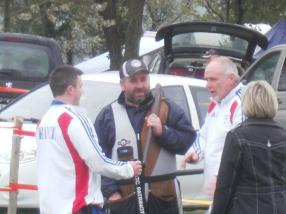 Discutions avec le champion d europe classe aa 2014 thierry campion