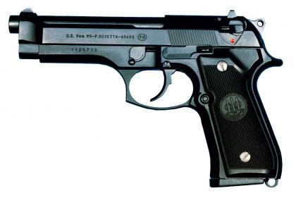M9 pistolet